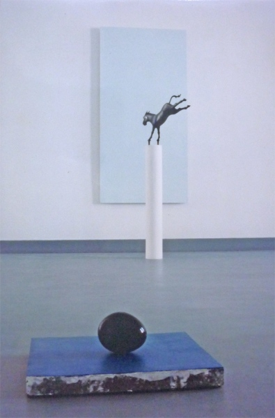 Solo exhibition Gallery Archipel Apeldoorn, 1989.