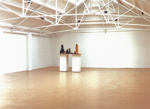 Solo exhibition Gallery Fons Welters Amsterdam 1996/7